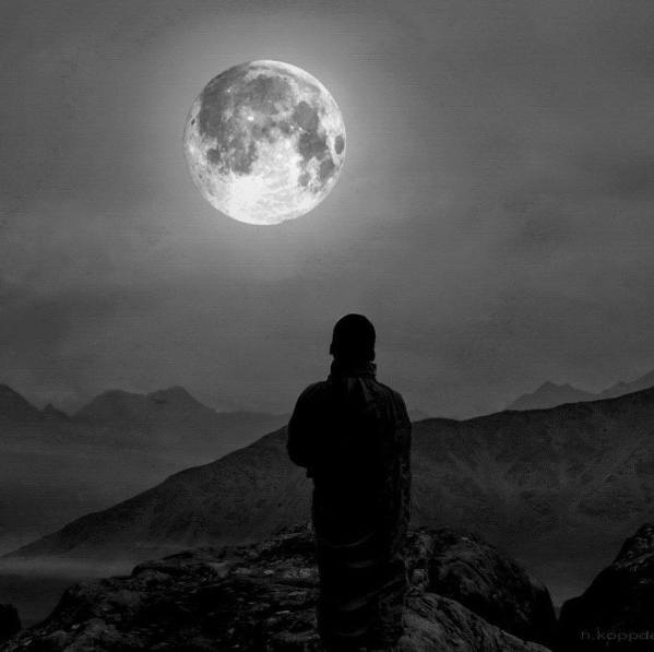 Full Moon Meditation by H. Kopp-Delaney (CC BY-ND 2.0)