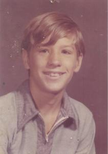 Me, age 11, Leon County School picture